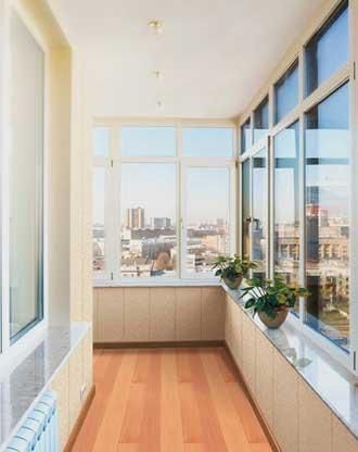 Встроенная мебель для балконов и лоджий заказать в сходне вс.